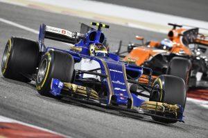 F1: Na ezért nem ment az edzés Wehrleinnak - fotó