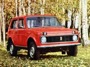 Két példányban készült ez a Niva prototípus, a bukása borítékolható volt