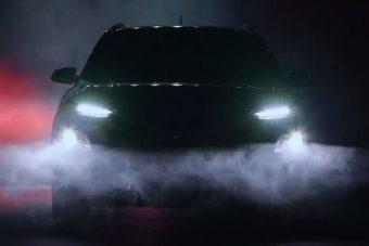 Már nagyon meg akar születni a Hyundai Kona