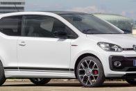 VW Up GTI: pici autó, nagy élmény