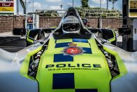 Átadták a világ legállatabb rendőrautóját