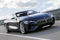 Az összes BMW kupé egyben