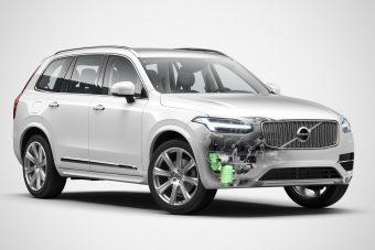 Nem fejleszt több dízelmotort a Volvo