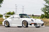 Ez a legerősebb léghűtéses Porsche 911