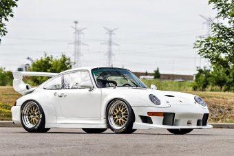 Ez a leggyorsabb léghűtéses Porsche 911