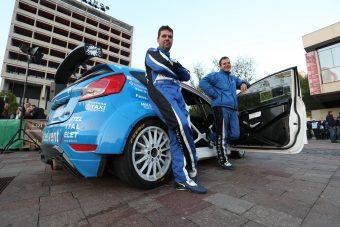 Utolsó szakaszos dráma az Ózd Rallye-n