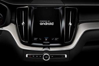 Okostelefon-agyú autót épít a Volvo