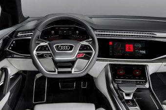 Az Audi is androidos multimédiát kap