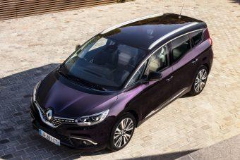 Luxusba megy át a Renault családi modellje