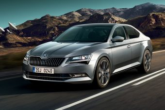Többet kapnak a Škoda Superb vásárlói