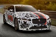 Ha elkészül, mindent visz a Jaguar új hiperszedánja