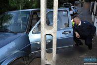Saját autója ölte meg az idős miskolci sofőrt
