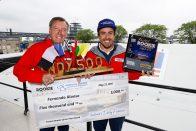 Alonso máris nyert az Indy 500-on