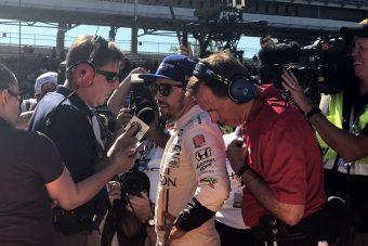Alonso motorcsere után remekelt az időmérőn