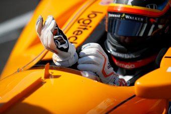 F1: Alonsóé a nap legviccesebb sziporkája