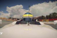 F1: Focisztárt autóztatott Baumgartner Zsolt – videó