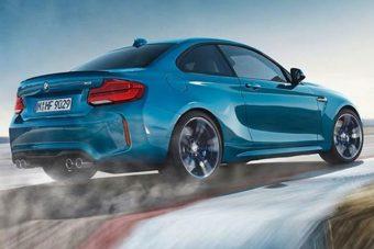 Megújul a BMW M2, észre sem veszed