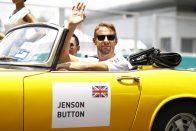 F1: Buttont rajtbüntetés fenyegeti Monacóban