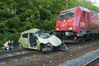 Megrázó fotók a mendei vasúttragédiáról