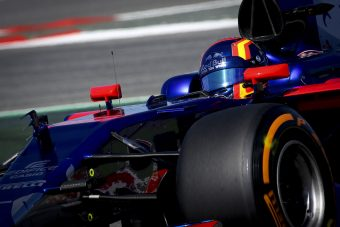 F1: Elég meglepő dolgot mondtak Sainzról