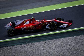F1: A Ferrari visszavágott a Mercedesnek