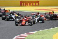 F1: Ezért bukhatja a Merci a bajnoki címet