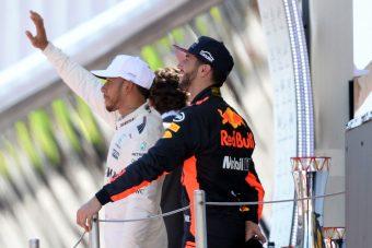 Ricciardo: Ajándék lónak ne nézd a fogát!