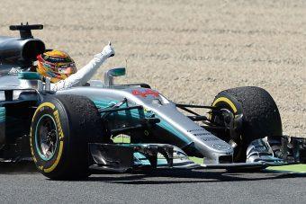 F1: Nem fogyott 5 kilót a Mercedes