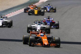 Alonso: Ütközés nélkül se lett volna pontom