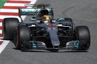 F1: Hamiltoné a pole, Alonso kisebb csodát tett