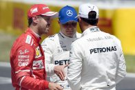 Vettel: A mai nap a szerelőknek köszönhető