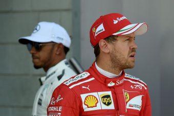 F1: Vettel nem tudott hol parkolni, ezért 2. lett