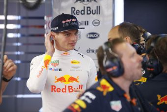 F1: Verstappen figyelmeztette a Red Bullt