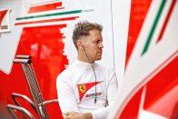 F1: Vettel nem félti a Mercedest