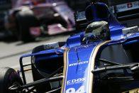 F1: Hivatalos, a Sauber dobja a Hondát