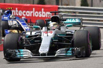 F1: Katasztrófa Hamiltonnál