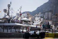 F1: Így fest a rajtrács a büntetések után