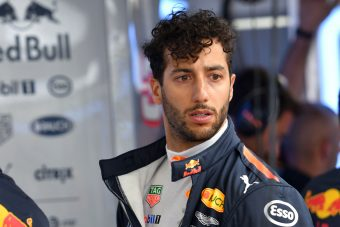 Ricciardo: Hülye hibát követtünk el
