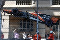 F1: Ezért kente a falnak Button Wehrleint? – videó
