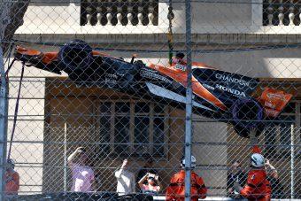 F1: Ezért kente a falnak Button Wehrleint? - videó