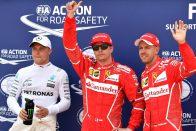 Bottas: Nem volt az időmérőnkben ennél több ma