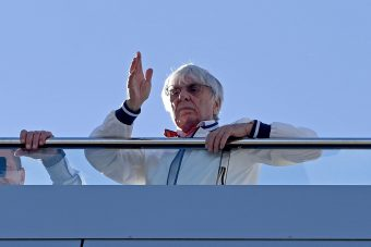 F1: Ecclestone szerint marad Szingapúr