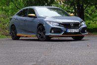 Egy literrel is lehet élni – Honda Civic 1,0