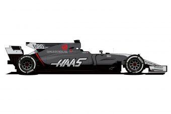 F1: Monacóra új festést kap a Haas