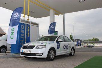 Nő a használt CNG-autók száma itthon