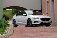 Vezettük: Opel Insignia