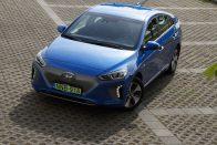 Teszt: Hyundai Ioniq Electric - 2017