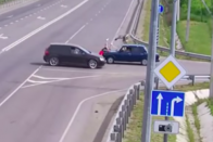 Óriási kommentháború: ki volt a hibás, az autós vagy a bringás?