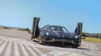 A Koenigsegg lazán elvette a 0-400-0 időrekordját a Bugattitól