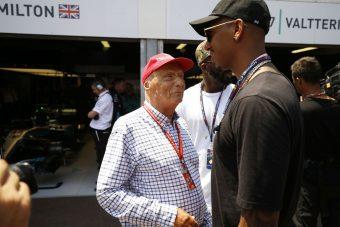 F1: Lauda már Vettelnek adta a bajnoki címet